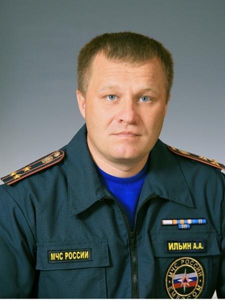 """Ильин Александр Александрович, директор МКУ """"ЧГСС"""""""