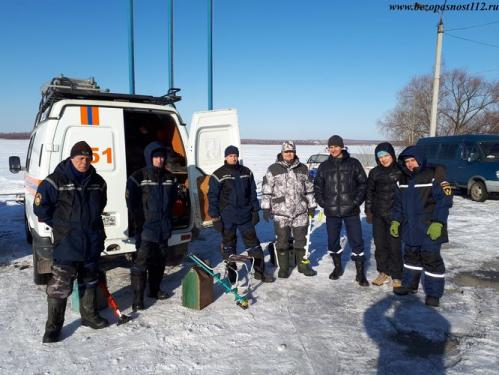 На озере Шершни прошли соревнования по подледному лову рыбы