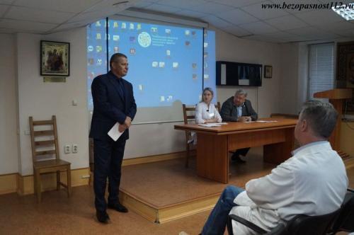 Торжественное вручение юбилейной медали к 100-летию пограничных войск