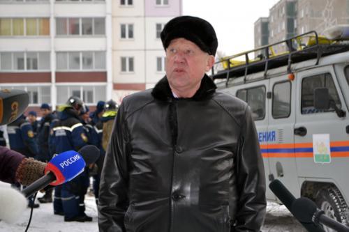 Градоначальник посетил тактико-специальные учения спасателей МКУ ЧГСС